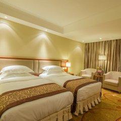 AVIC Hotel Beijing 4* Номер Бизнес с 2 отдельными кроватями