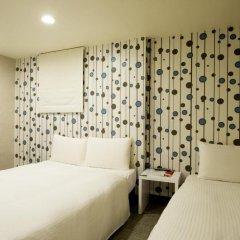 Отель Ximen Taipei DreamHouse 2* Стандартный номер с различными типами кроватей фото 11