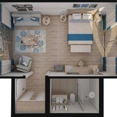 Отель Nirvana Lagoon Villas Suites & Spa 5* Вилла с различными типами кроватей фото 27