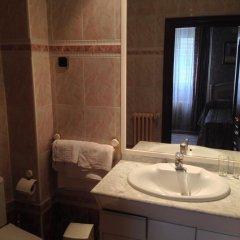 Hotel Sur Вильяррубиа-де-Сантиаго ванная фото 2