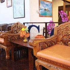 Отель The Little Mermaid Guesthouse & Restaurant интерьер отеля фото 2