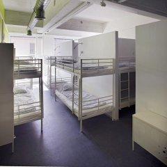 Отель CheapSleep Helsinki Кровать в общем номере с двухъярусной кроватью фото 6