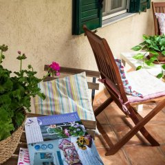 Отель Attico Finocchiaro Италия, Палермо - отзывы, цены и фото номеров - забронировать отель Attico Finocchiaro онлайн балкон