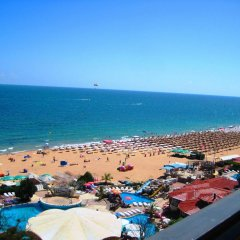Отель Sea View Rental Front Beach Золотые пески пляж