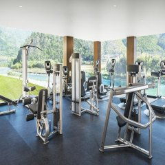 Le Meridien Paro, Riverfront in Paro, Bhutan from 182$, photos, reviews - zenhotels.com fitness facility