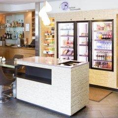 Отель Novotel Suites München Parkstadt Schwabing развлечения