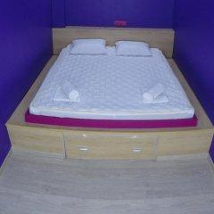 Гостиница HQ Hostelberry Номер с различными типами кроватей (общая ванная комната) фото 14