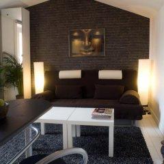 Отель Studio Ivry Франция, Лион - отзывы, цены и фото номеров - забронировать отель Studio Ivry онлайн интерьер отеля фото 2