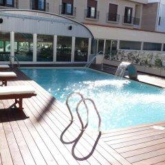 Отель Sercotel Guadiana Испания, Сьюдад-Реаль - 1 отзыв об отеле, цены и фото номеров - забронировать отель Sercotel Guadiana онлайн бассейн фото 2