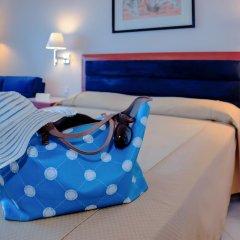 Mediterranean Hotel 4* Стандартный номер с различными типами кроватей фото 24