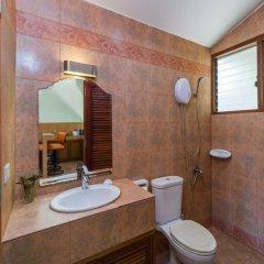 Отель 3 Bedroom Sea View Villa - Plai Laem (APS3) Таиланд, Самуи - отзывы, цены и фото номеров - забронировать отель 3 Bedroom Sea View Villa - Plai Laem (APS3) онлайн ванная