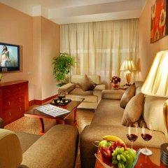 Central Hotel Jingmin 5* Люкс повышенной комфортности с различными типами кроватей фото 3