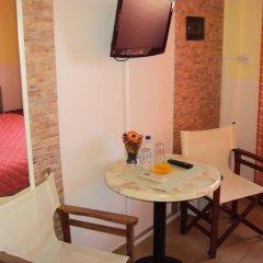 Отель Aliki Beach Hotel Греция, Галатас - отзывы, цены и фото номеров - забронировать отель Aliki Beach Hotel онлайн в номере фото 2
