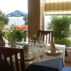 Отель Visad Албания, Саранда - отзывы, цены и фото номеров - забронировать отель Visad онлайн балкон