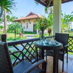 Отель Agribank Hoi An Beach Resort 3* Вилла с различными типами кроватей фото 10