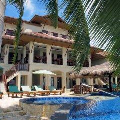 Отель Sara Beachfront Boutique Resort бассейн фото 3