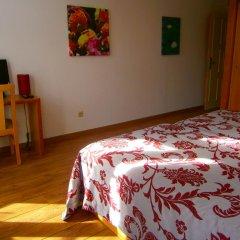 Отель Apartamentos sobre o Douro Стандартный номер двуспальная кровать фото 5