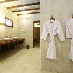 Отель Kihaad Maldives 5* Вилла с различными типами кроватей фото 17