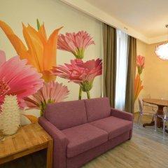 Отель Residence Star 4* Студия с различными типами кроватей фото 16