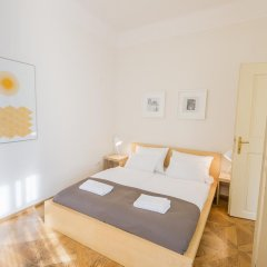 Апартаменты Bohemia Apartments Prague Centre Апартаменты с различными типами кроватей фото 9