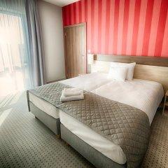 Focus Hotel Premium Gdansk 4* Апартаменты с различными типами кроватей фото 3