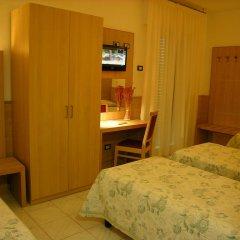 Hotel San Carlo 3* Стандартный номер с различными типами кроватей фото 5