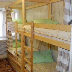 Хостел на Гуртьева Кровать в мужском общем номере с двухъярусной кроватью фото 6