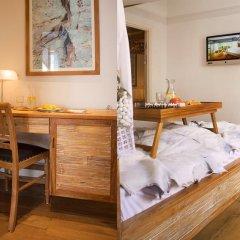 Отель Oslo Guldsmeden 3* Стандартный семейный номер с двуспальной кроватью фото 3
