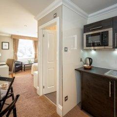 Lennox Lea Hotel, Studios & Apartments Студия Делюкс с различными типами кроватей фото 3