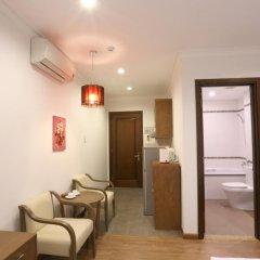 Апартаменты Song Hung Apartments Студия с различными типами кроватей фото 25