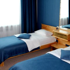 Гостиница Стригино Стандартный номер разные типы кроватей фото 29