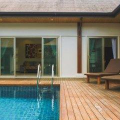 Отель Two Villas Holiday Oriental Style Layan Beach 4* Вилла с различными типами кроватей фото 27