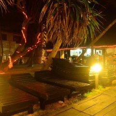 Отель Villa Paradise Хиккадува гостиничный бар