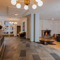 Отель Oppdal Turisthotell интерьер отеля