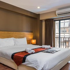 Отель The Cottage Suvarnabhumi 3* Улучшенный номер фото 16