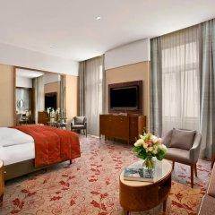Отель Palais Hansen Kempinski Vienna 5* Номер Делюкс с различными типами кроватей фото 2