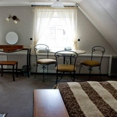 Гостиница Ажурный 3* Студия с разными типами кроватей фото 13