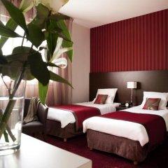 Отель Résidence Opéralia Grenoble Les Cèdres 3* Студия с различными типами кроватей фото 7