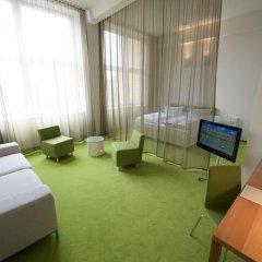 Отель Wyndham Garden Berlin Mitte 4* Люкс с различными типами кроватей фото 5
