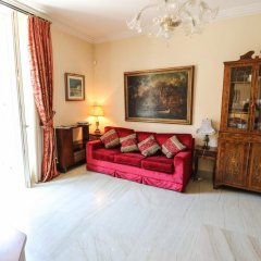 Отель Rome King Suite Апартаменты с различными типами кроватей фото 11