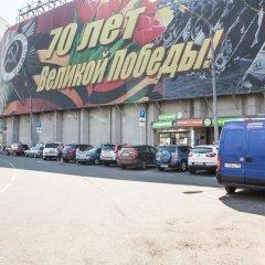 Гостиница Hostels Rus - Preobrazhenskaya ploschad парковка
