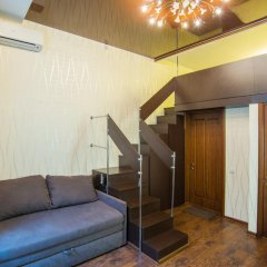 Апартаменты City Apartments on Yekaterininskaya комната для гостей фото 5