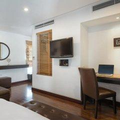 Hanoi La Siesta Diamond Hotel 4* Номер Делюкс с различными типами кроватей фото 3