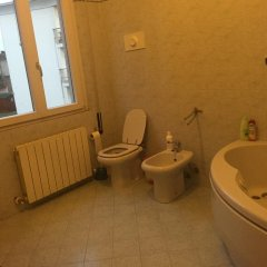 Отель B&B Benessere Пьяченца ванная фото 2
