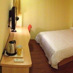 Отель Home Inn Hangzhou Sijqing Clothing Market в номере