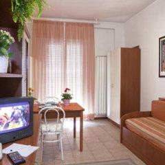 Отель Residence Auriga 3* Апартаменты разные типы кроватей фото 4