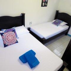 Отель Hostal Pajara Pinta Стандартный номер с различными типами кроватей фото 5