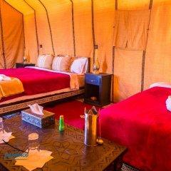 Отель Berbere Experience Марокко, Мерзуга - отзывы, цены и фото номеров - забронировать отель Berbere Experience онлайн комната для гостей фото 3