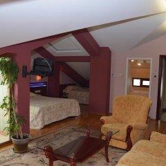 National Palace Hotel 4* Люкс разные типы кроватей фото 4