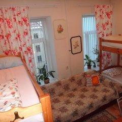 Хостел Арина Родионовна Кровать в женском общем номере с двухъярусной кроватью фото 2